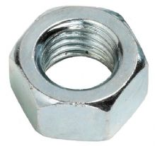 M3 Stainless Steel Full Nut PK10